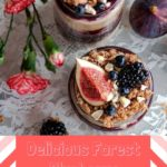 Forest Blueberry Bilberry Smoothie