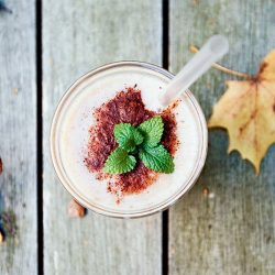 Delicious & Simple Apple Banana Smoothie