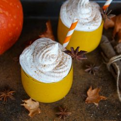 Super Delicious Pumpkin Pie Smoothie