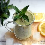 Refreshing Mint Smoothie