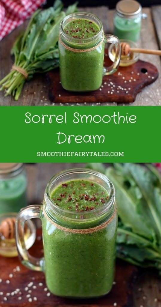 Sorrel Smoothie Dream