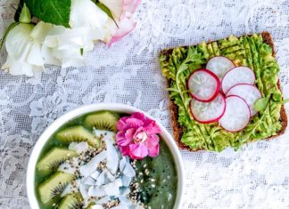 Delicious Green Smoothie Bowl Recipe