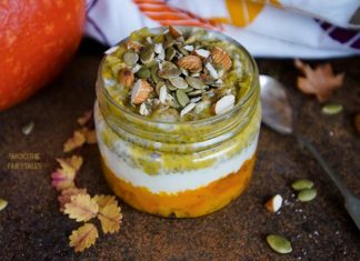 Pumpkin Chia Pudding Recipe