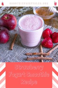 Strawberry Yogurt Smoothie