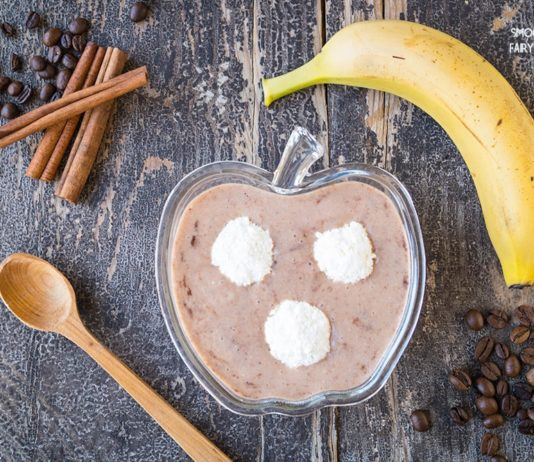 Mocha Coconut Smoothie