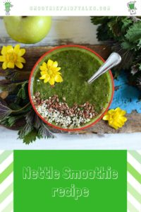 nettle smoothie recipe